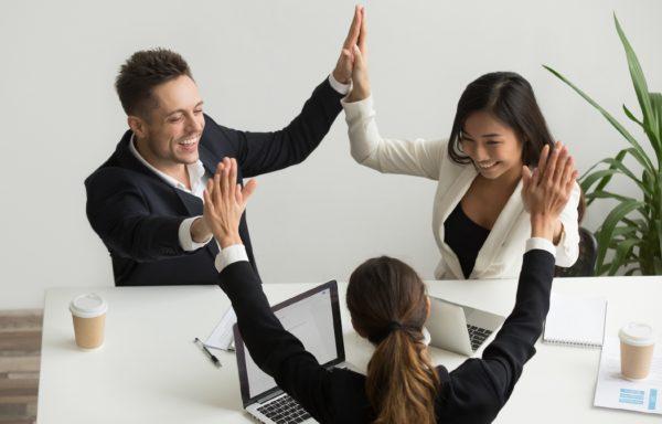 High Performance Teams (Inside the Company)