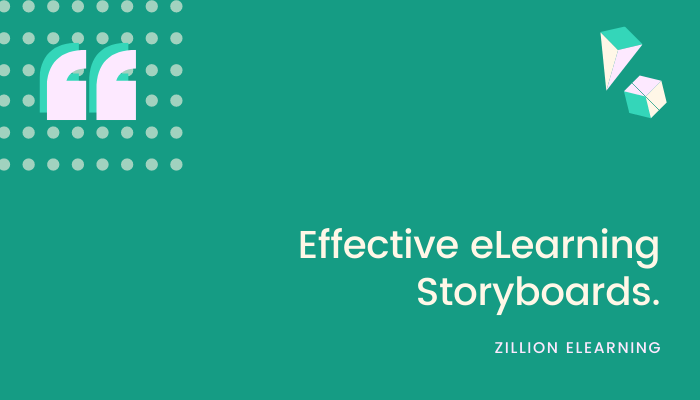 6 Tips To Create Effective eLearning Storyboards
